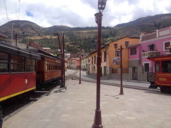 De Ecuadoriaanse Spoorwegen