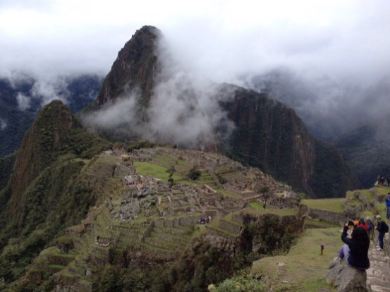 Machu Picchu En Verder