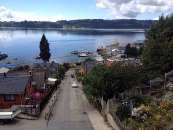 Zware aardbeving in Chili