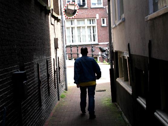 msterdam Underground Stadswandeling