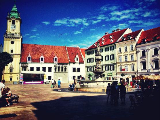 Bratislava Stedentrip