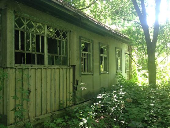 Tjernobyl dorp