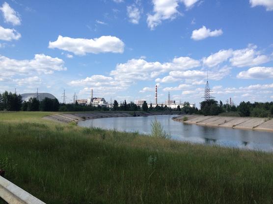 Kerncentrale Tsjernobyl overzicht