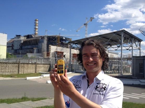 Mark Aarts Tsjernobyl