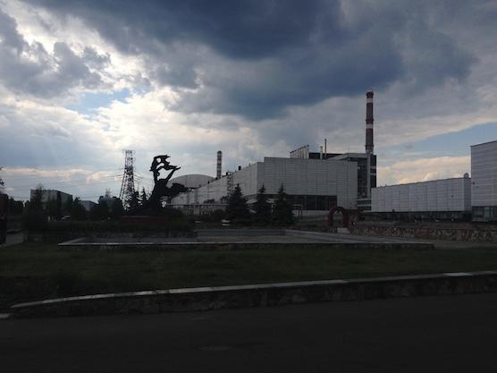 Reactor complex van Tsjernobyl