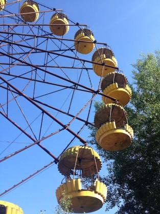 Reuzenrad Pripyat
