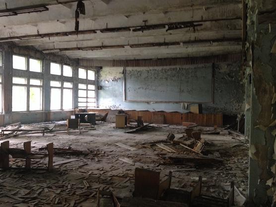 School 3 Pripyat
